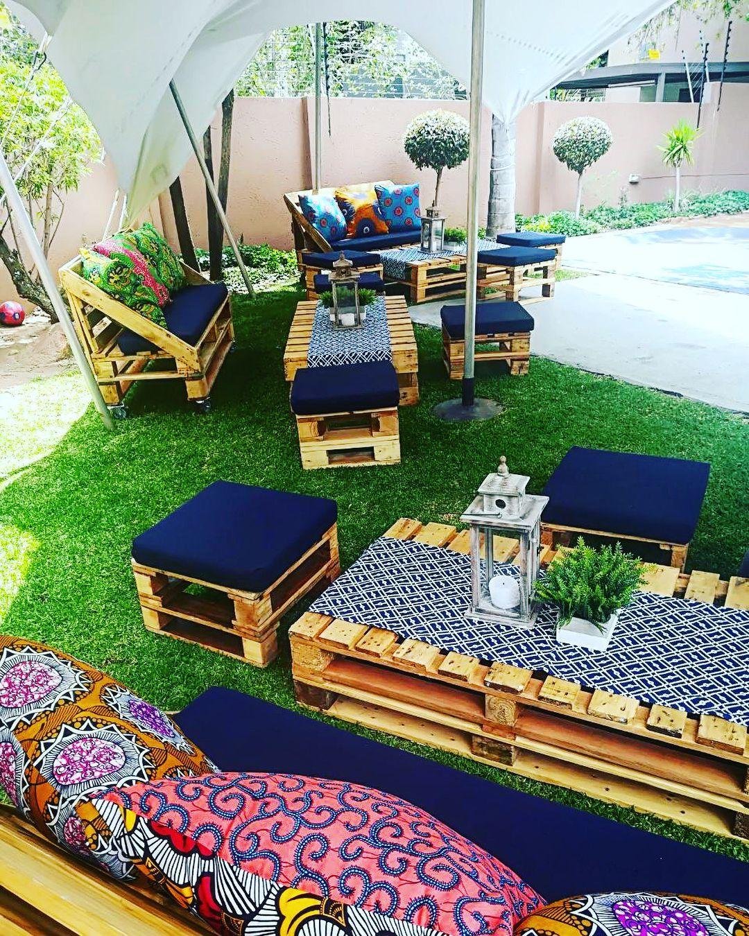 Garden Furniture Out Of Wooden Pallets Woodenoutdoorfurniture Mobilier De Salon Meuble Palette Decoration