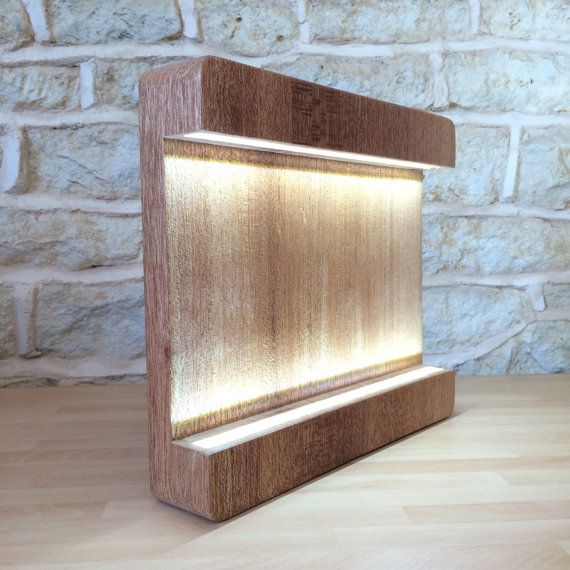 Modern Desk Lamp Modern Table Lamp Led Table Lamp Office Etsy Modern Desk Lamp Modern Table Lamp Wood Lamps