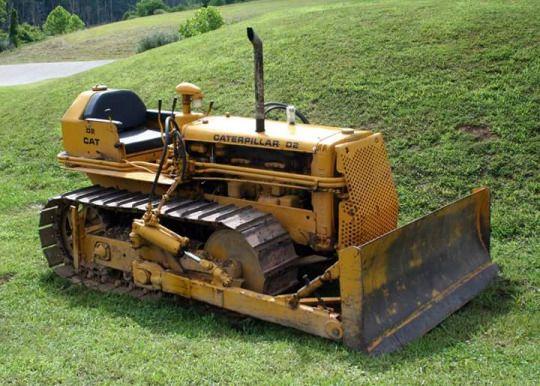 Guns, Oil, & Dirt | Heavy Equipment big and small