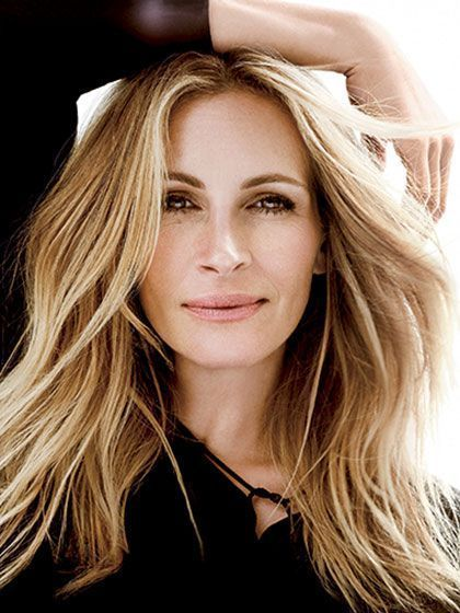 How to Get Julia Roberts's Hair and Makeup From He