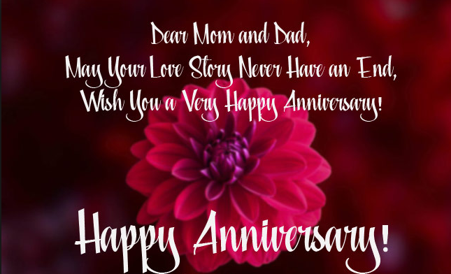 happy anniversary wishes for friend kid Happy