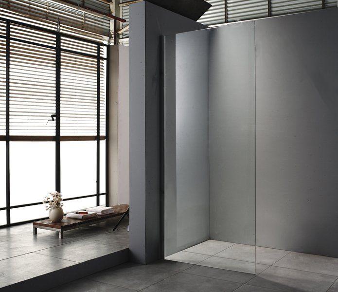 Inloopdouche BWH Design Jayden 100cm anti kalk coating ...