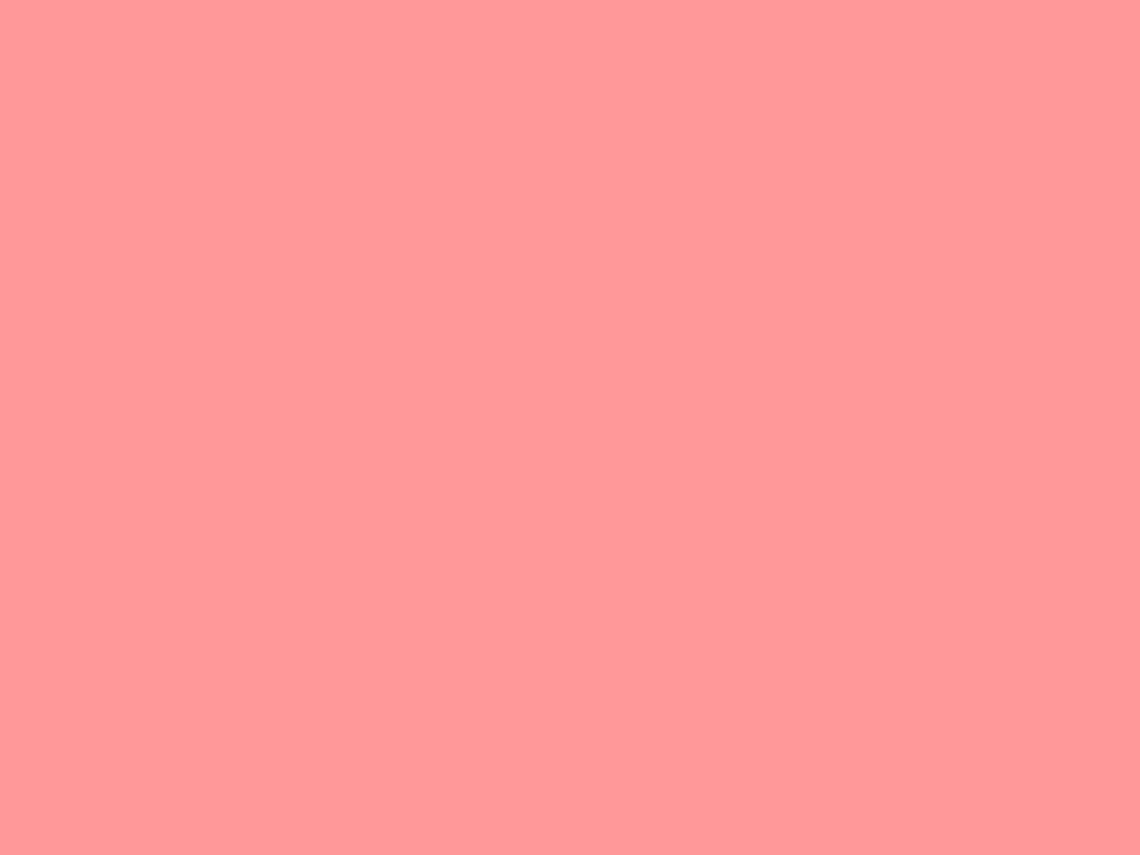 1024x768 Light Salmon Pink Solid Color Background