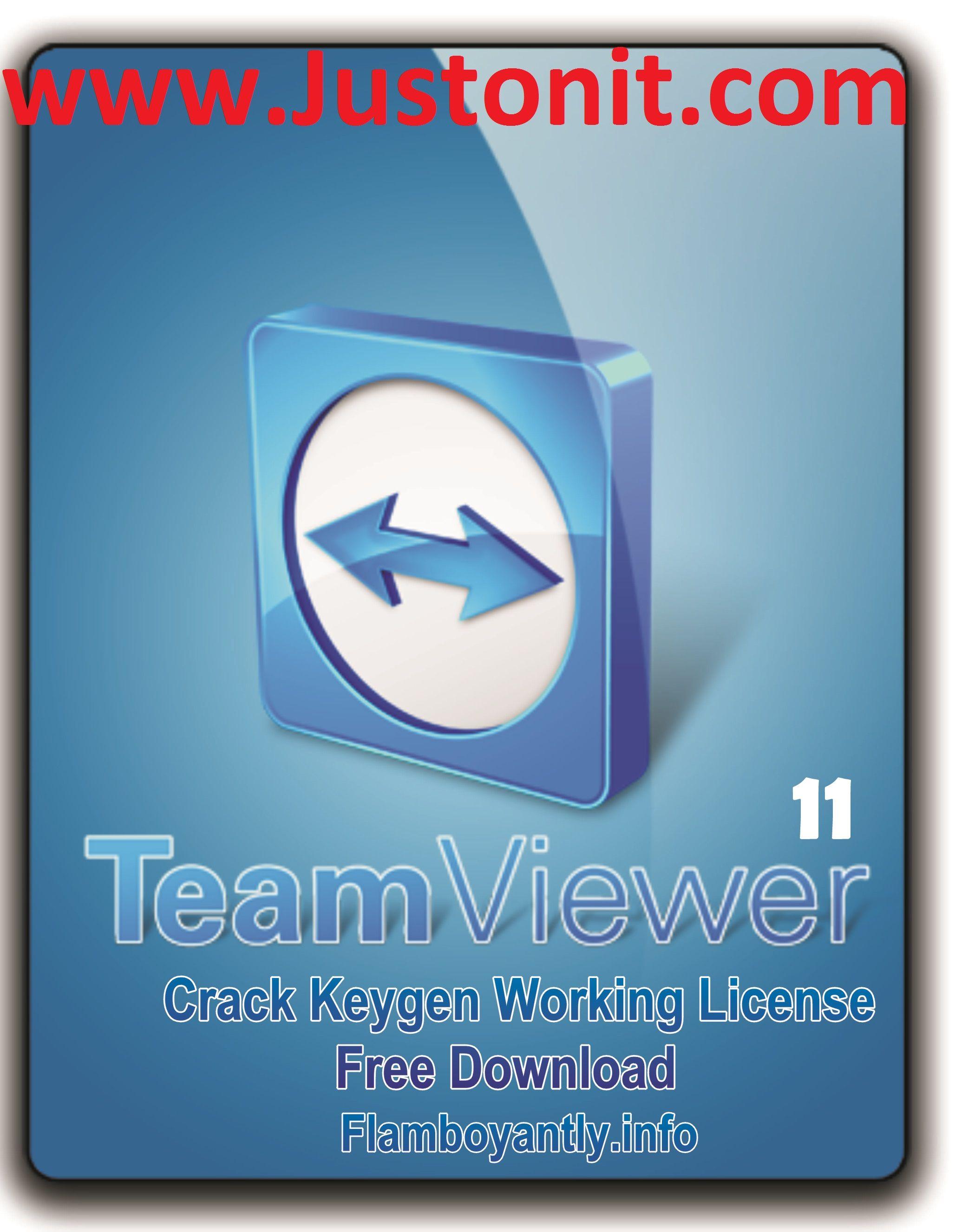 download teamviewer 11 crack – full version + license key