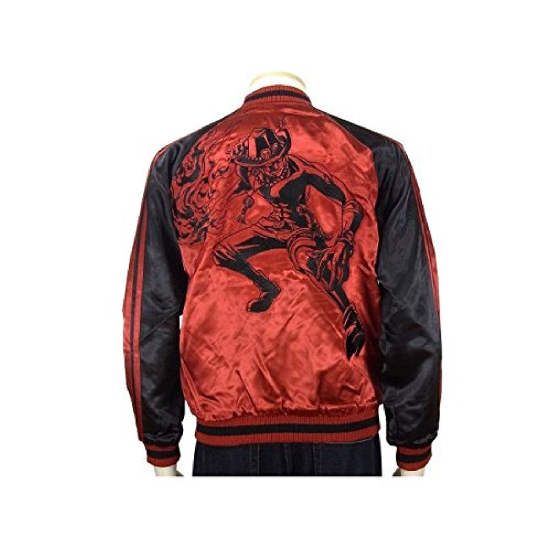 Japanese souvenir jacket sukajan bomber jacket anime one