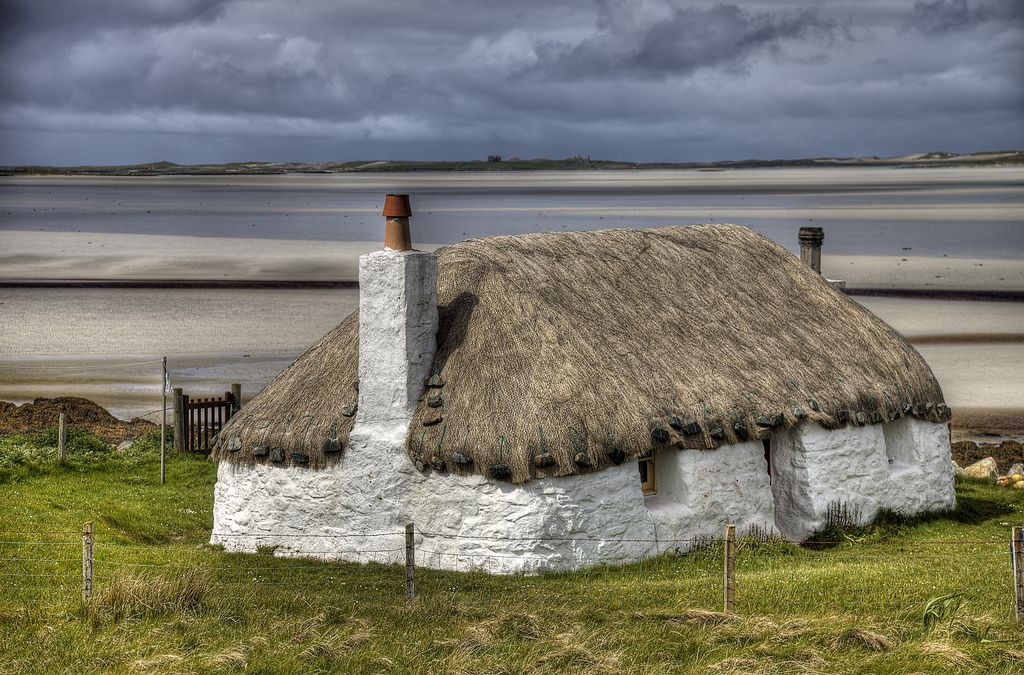 Crofters Cottage, North Uist in 2020 Scottish cottages