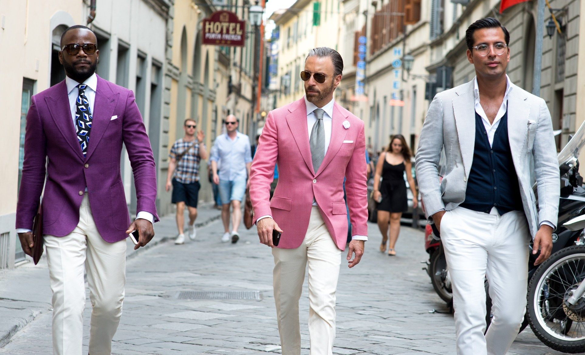See the strongest looks at Pitti Uomo S/S '16 - GQ.co.uk