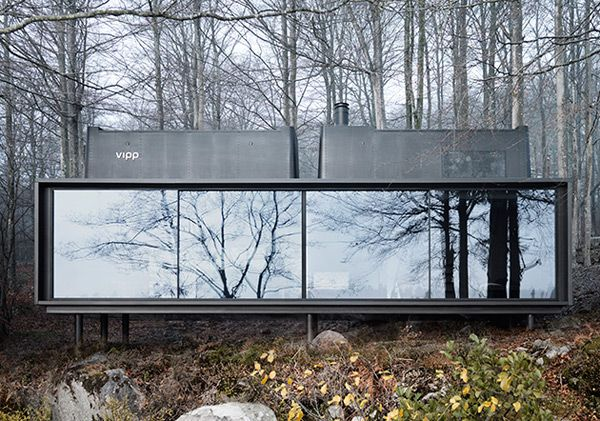 Modern Cabin,Shelter,Prefab,Design,Vipp | Architecture | Pinterest