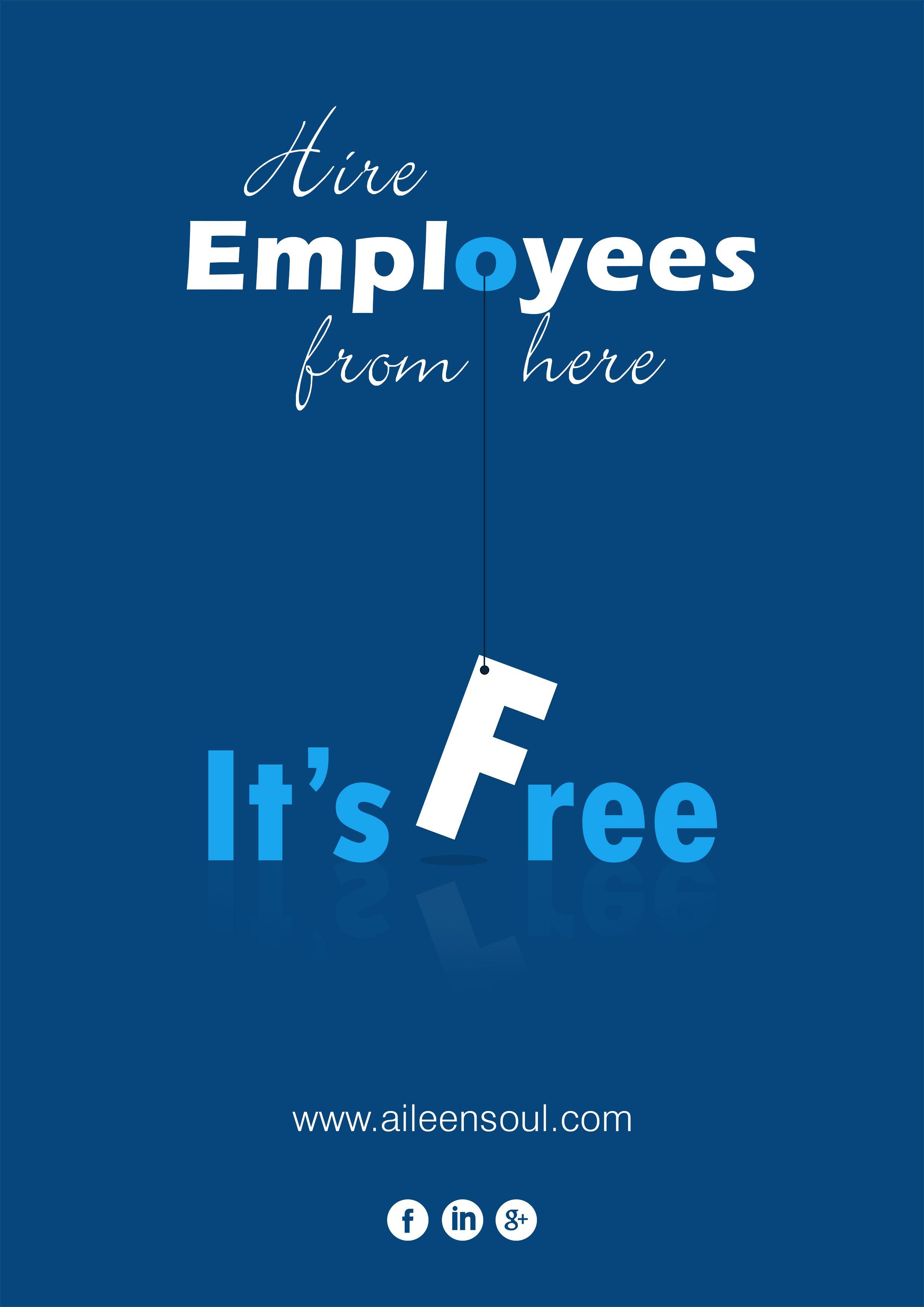 Hello Recruiters, We are Providing a Free Platform where