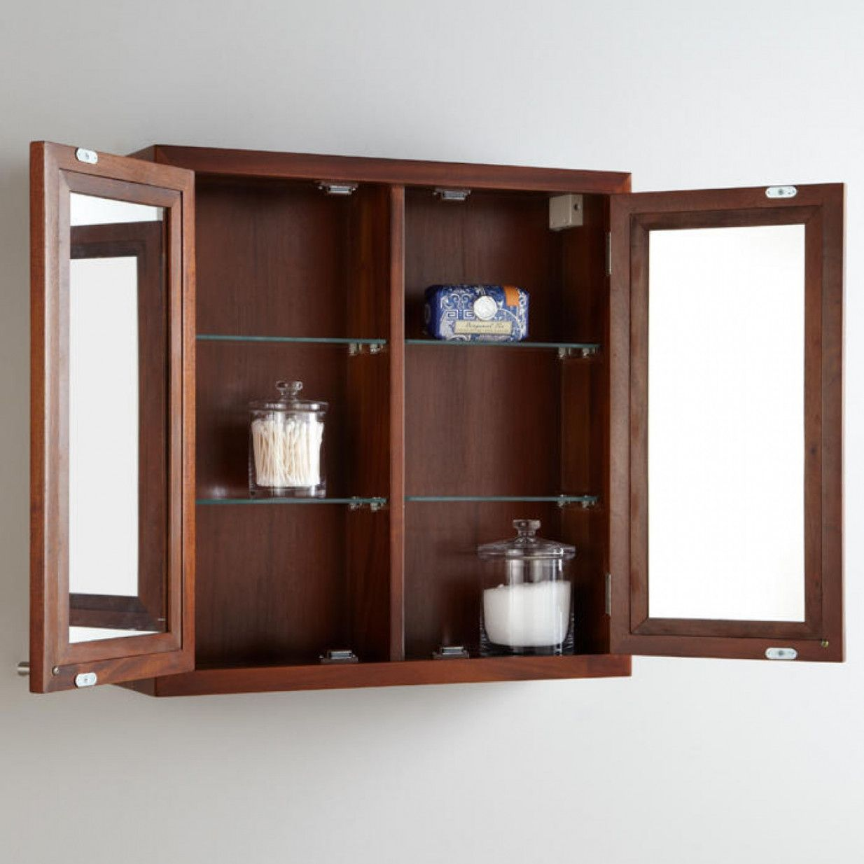55 Mahogany Bathroom Wall Cabinet Best Paint For Interior Walls Check More At Http