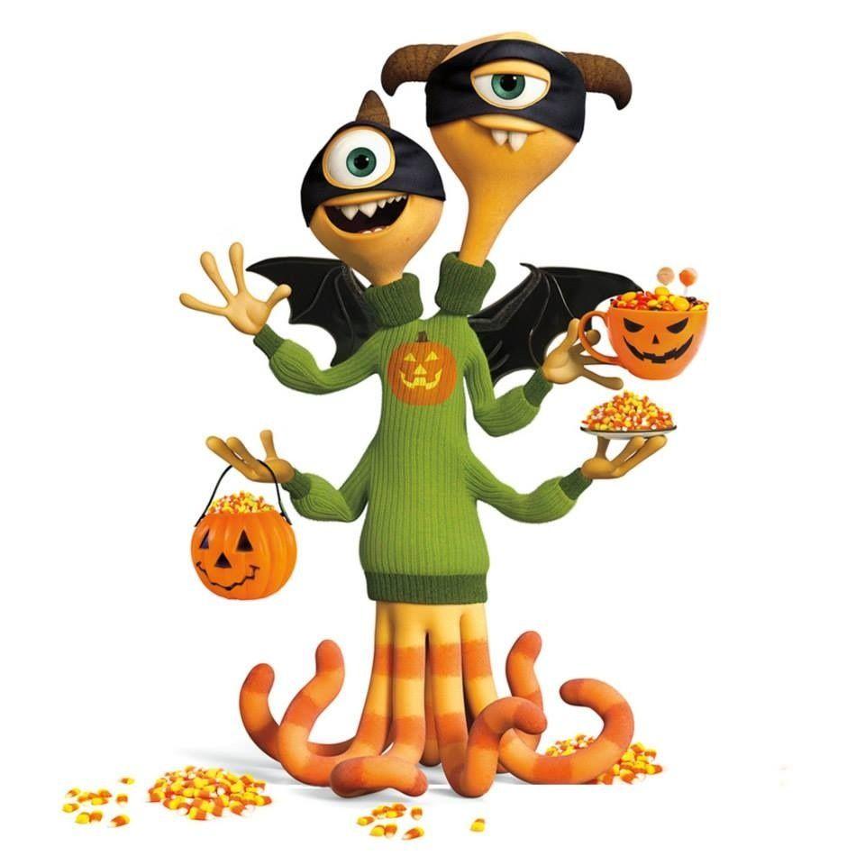 Monsters Inc Photo Monsters University Halloween Halloween Creatures Disneyland Halloween Monsters Inc