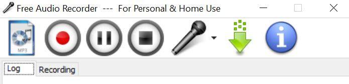 شرح تحميل واستخدام برنامج مسجل الصوت للويندوز بحجم 2 ميجا