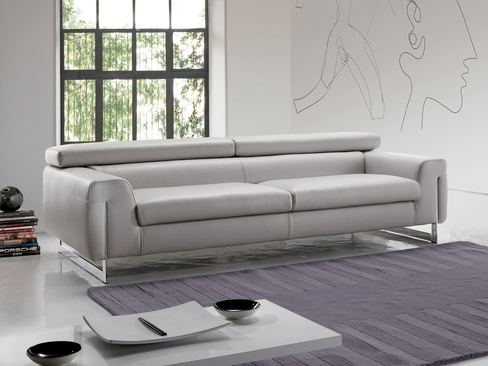 Gamma bellevue room furniture design sofa furniture sofa chair contemporary furniture stores
