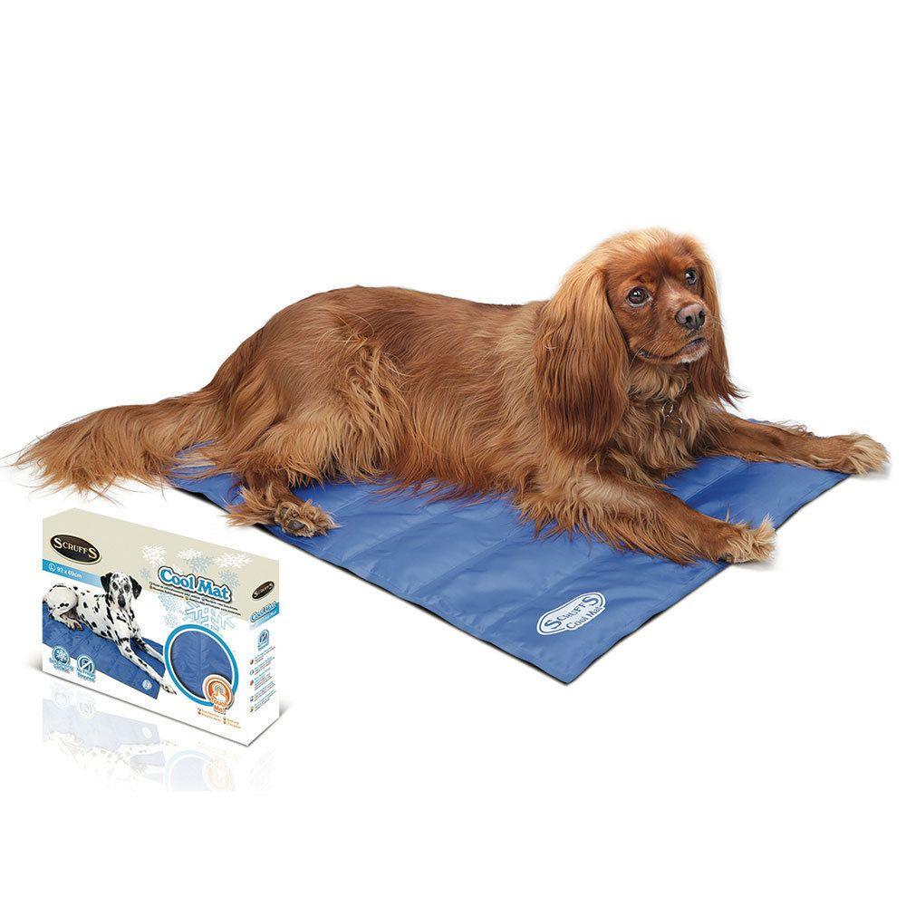 Cool Mat Self Cooling Pet Gel Mat 77x62cm Dog Summer Heat Relief Bed Carrier New Discount Designer Animals Pets