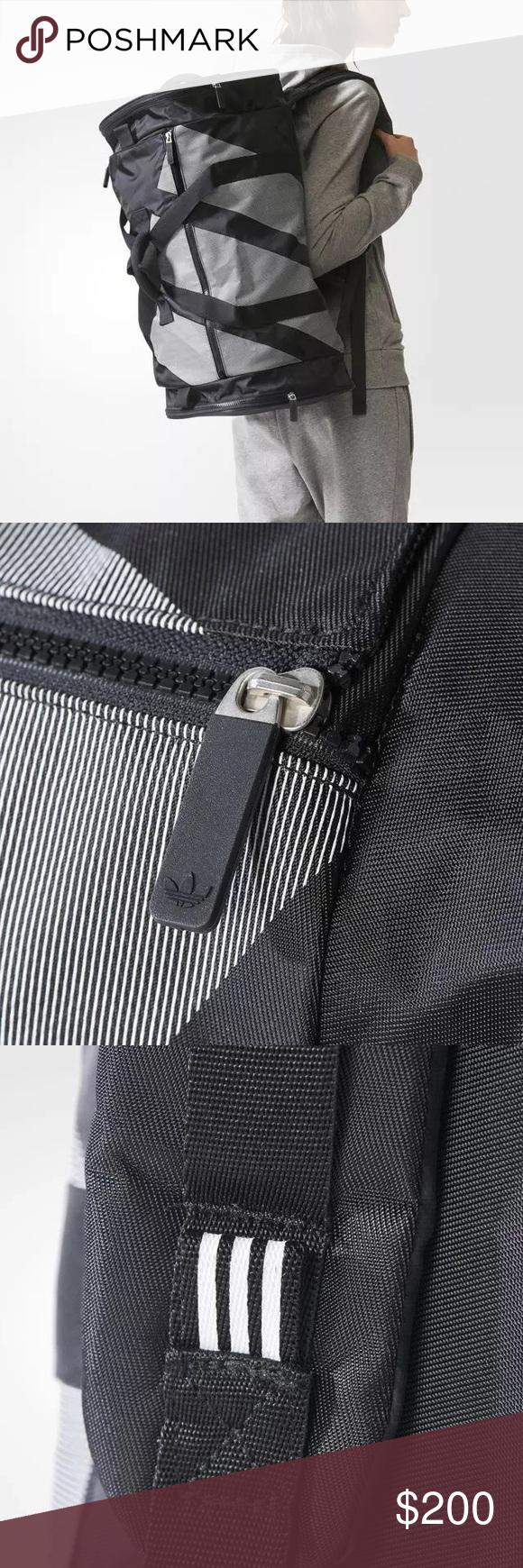 c2e3889e87 adidas Originals EQT Team Bag UNISEX NWT