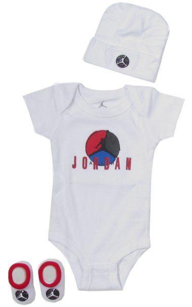 abbeb4b69484f Amazon.com: Jordan Baby Clothes Retro Air Jordan VIII Set for Baby ...
