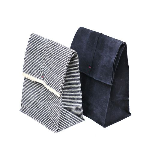 """METSA – Beeswaxed Structural """"Paper"""" Bags"""