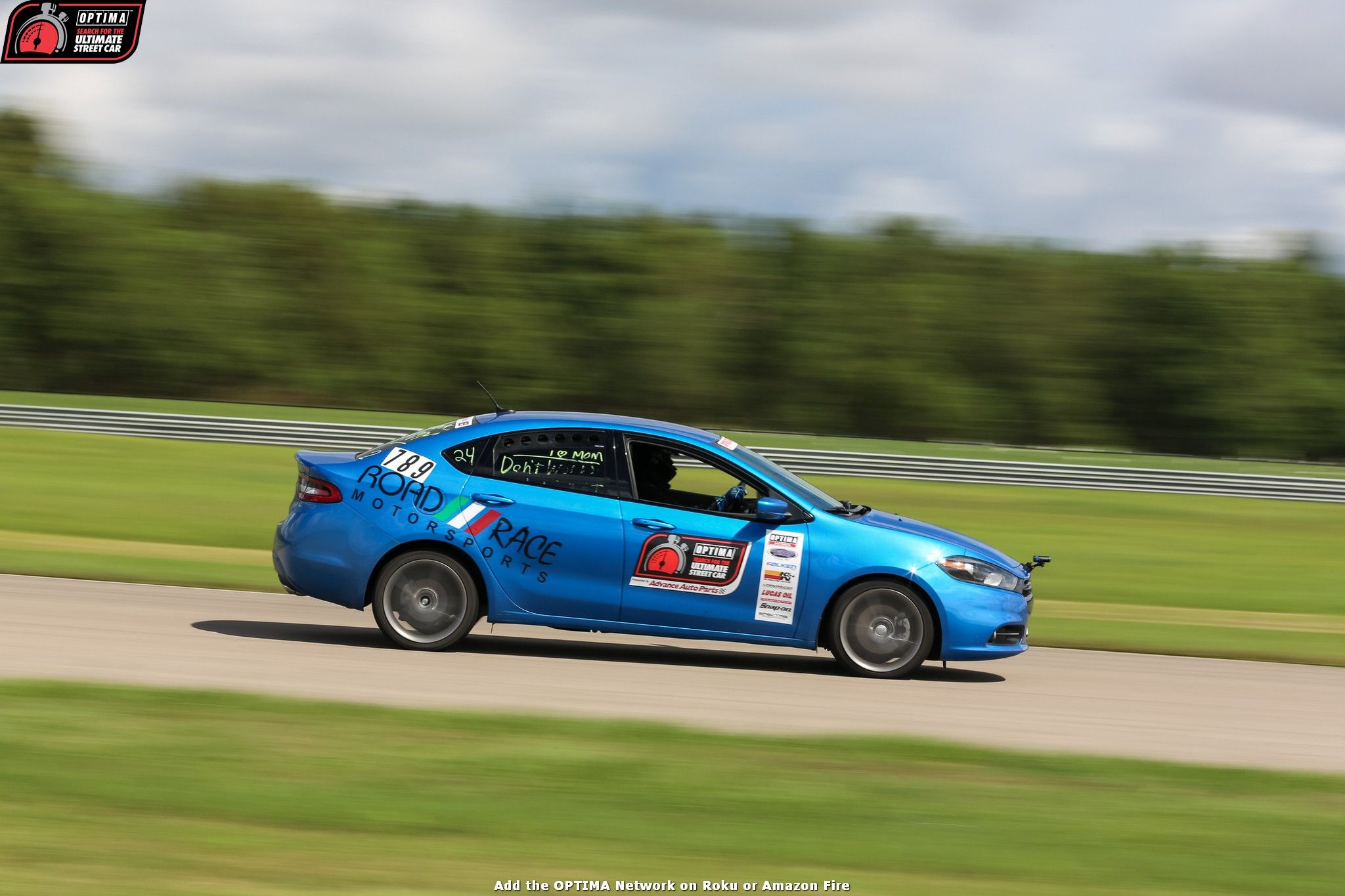 Anthony Cuthbert's 2015 Dodge Dart at #DriveOPTIMA #NOLA 2016. Learn more about the series at www.DriveOPTIMA.com