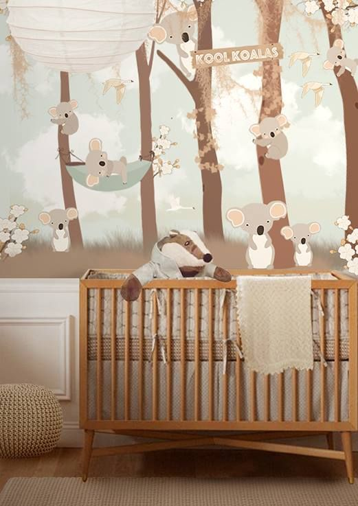 101 Inspiring And Creative Baby Boy Nursery Ideas Baby Wallpaper
