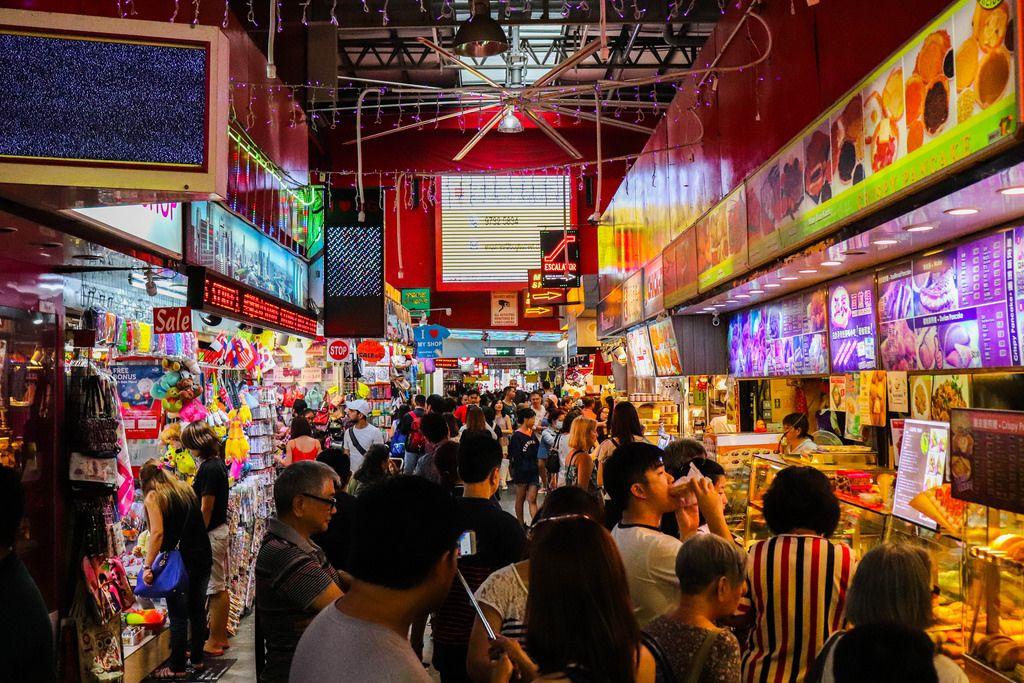 Bugis Street Food Busy Bugis Street Places To Visit Visiting Sightseeing