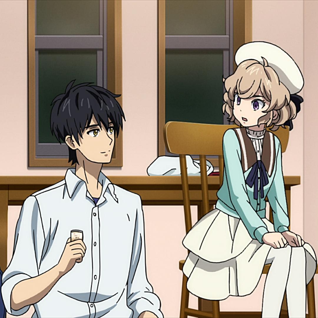 Kyokou Suiri Gallery Anime Shelter in 2020 Anime