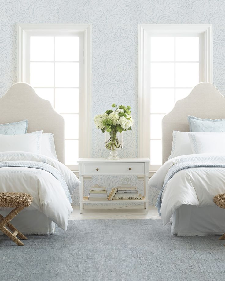 This Coastal Inspired Bedroom Is Gentle On The Eyes, Just