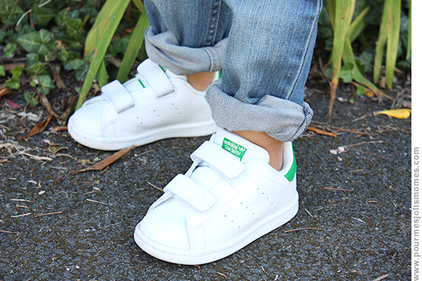 chaussure adidas enfant fille easy