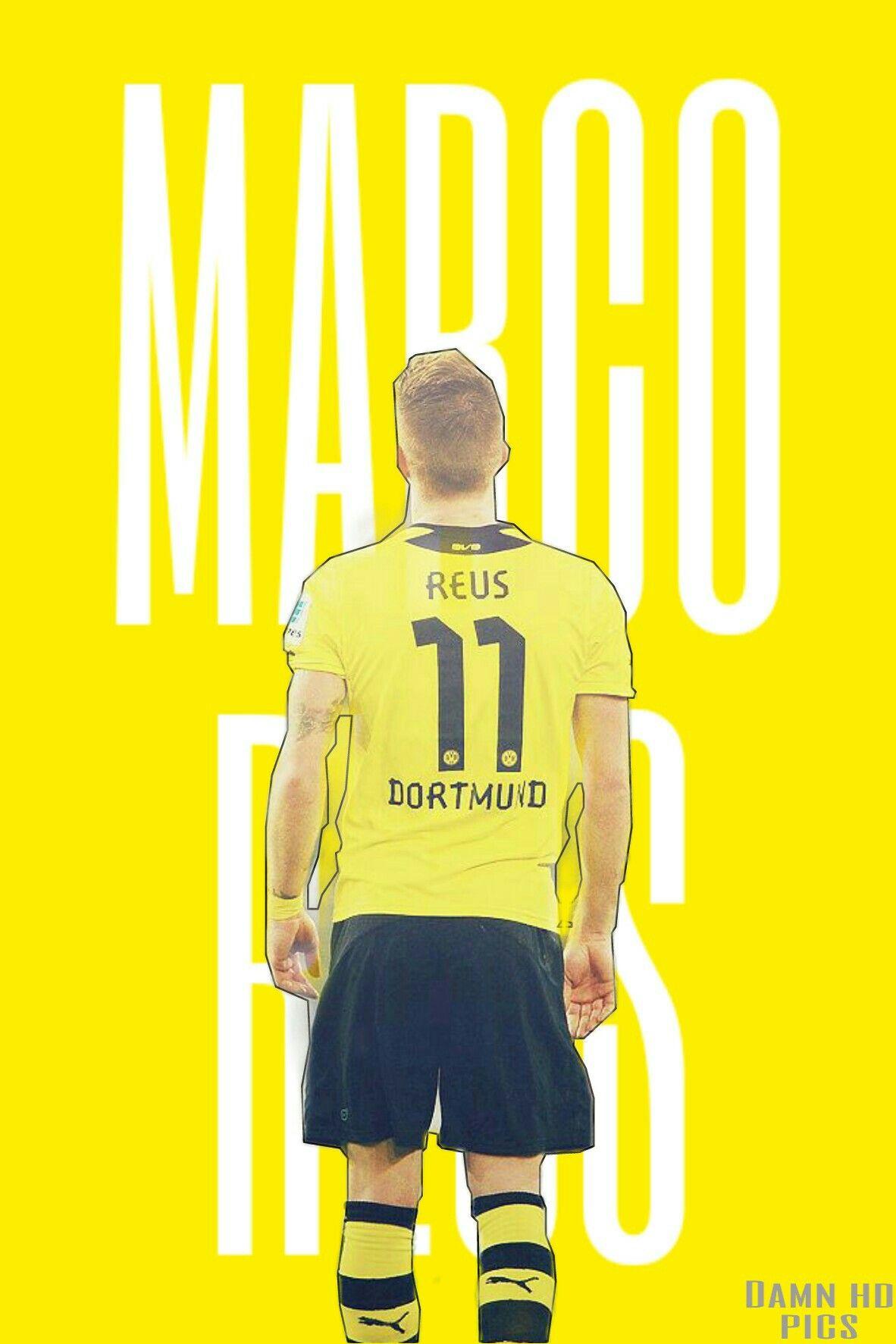 Marco Reus Bvb Dortmund Borussia Dortmund Bvb