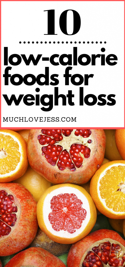 10 Low-Calorie Foods For Weight Loss images