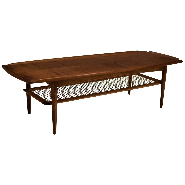 Danish Selig Poul Jensen Coffee Table 1