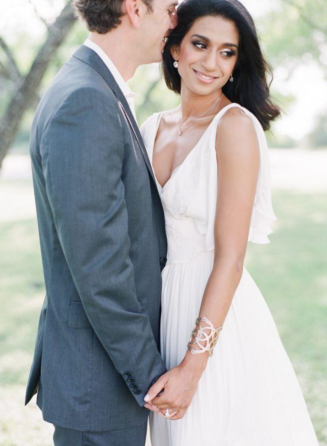 Engagement bliss: http://www.stylemepretty.com/2015/07/31/classic-romantic-texas-engagement/ | Photography: Vasia - http://www.vasia-weddings.com/