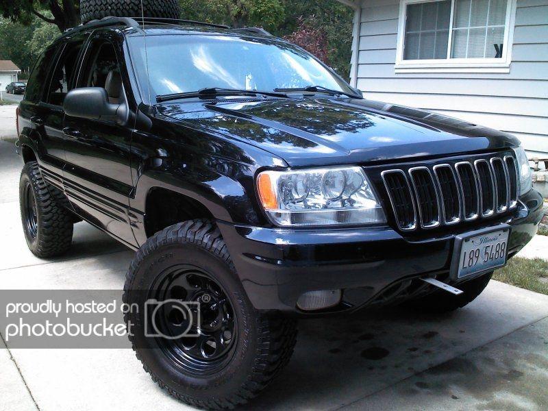 2002 Grand Cherokee Limited Build Jeepforum Com Grand Cherokee Limited Jeep Wj 2007 Jeep Grand Cherokee