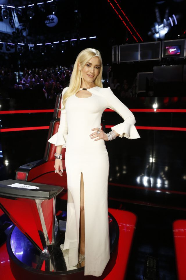 what happened to gwen on the voice