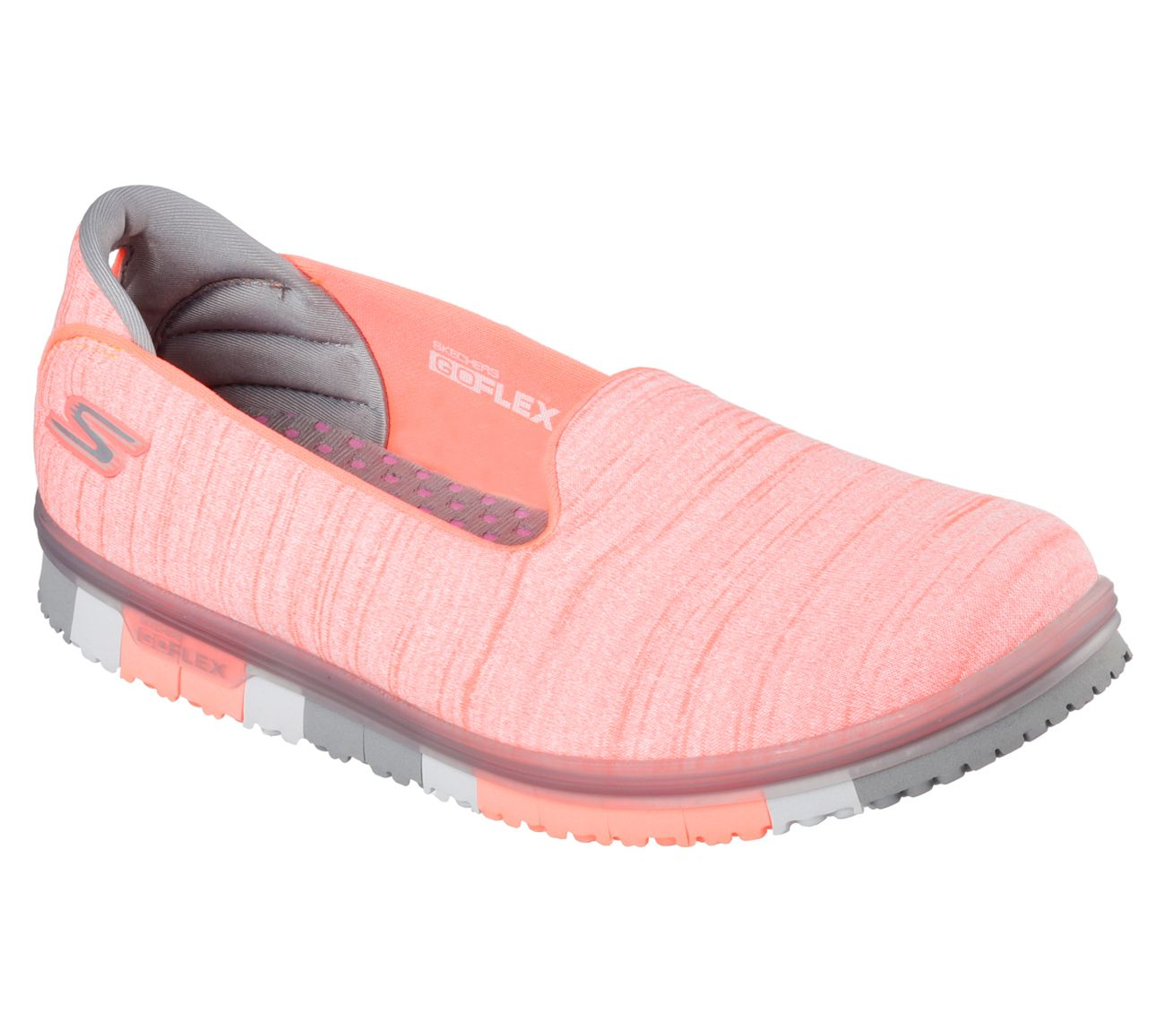 ee147757532e The Skechers GO MINI-FLEX Walk™ is the shoe that moves with you.