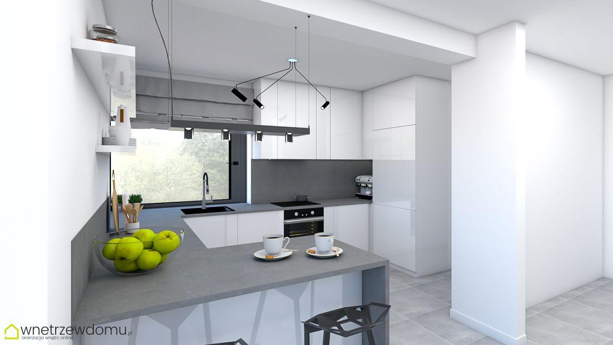 Biala Kuchnia Na Kilka Sposobow House Styles Home Style
