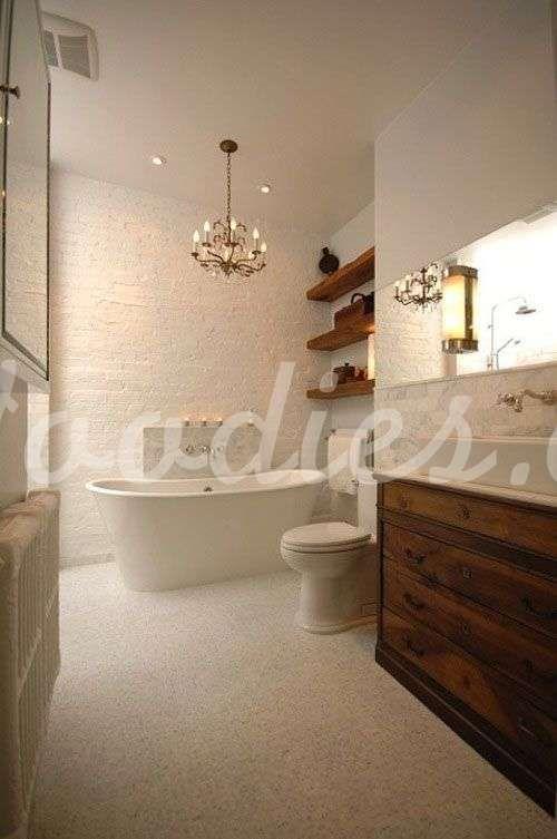 Baño rústico: 8 ideas de decoración - Blog de Woodies ...