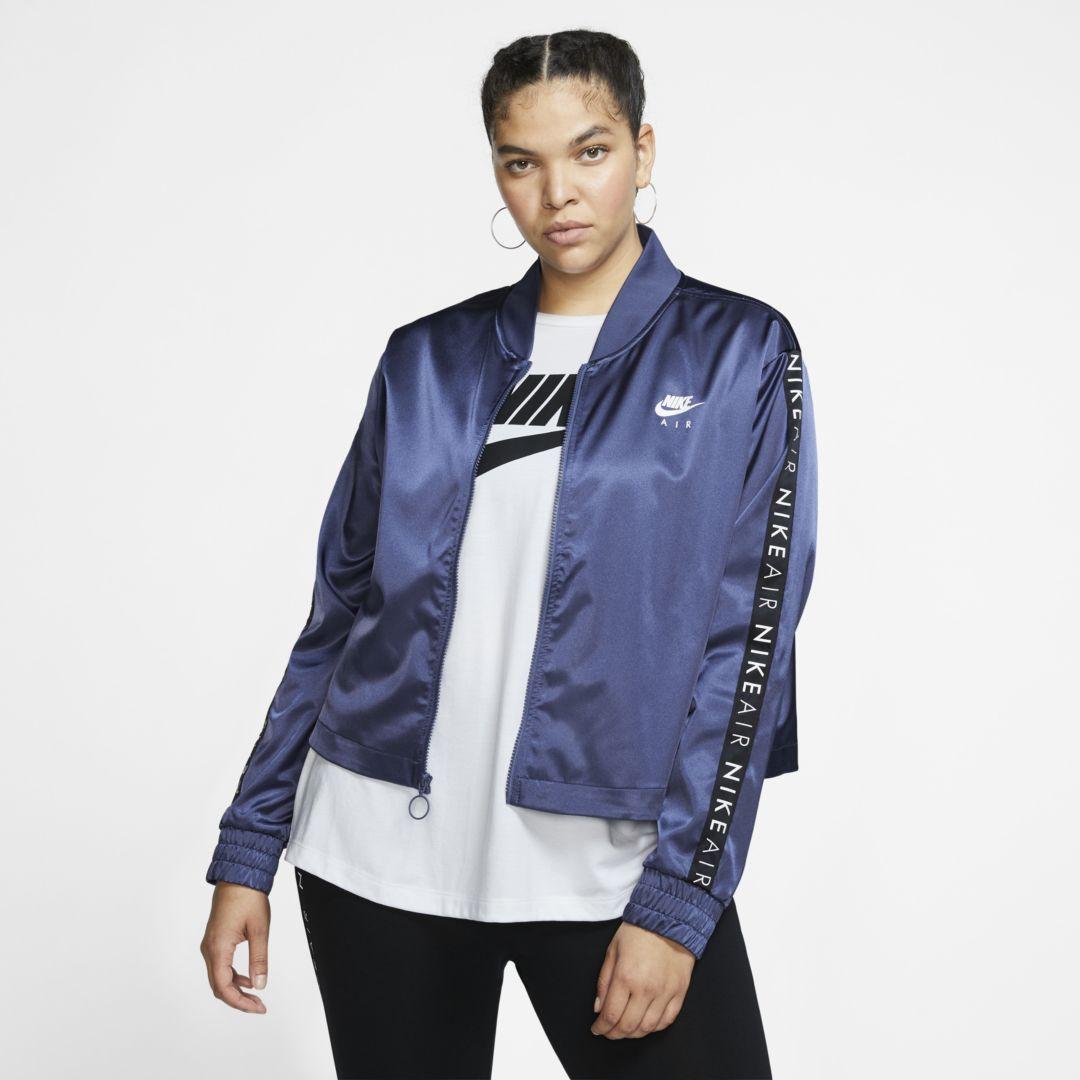 Nike Air Max Poly 12 Zip Hoodie, Men's Fashion, Clothes
