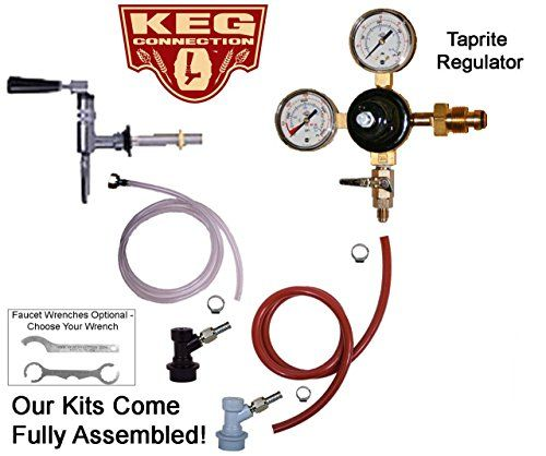 Best Kitchen Faucet | Nitrogen Refrigerator Conversion Kit Taprite ...