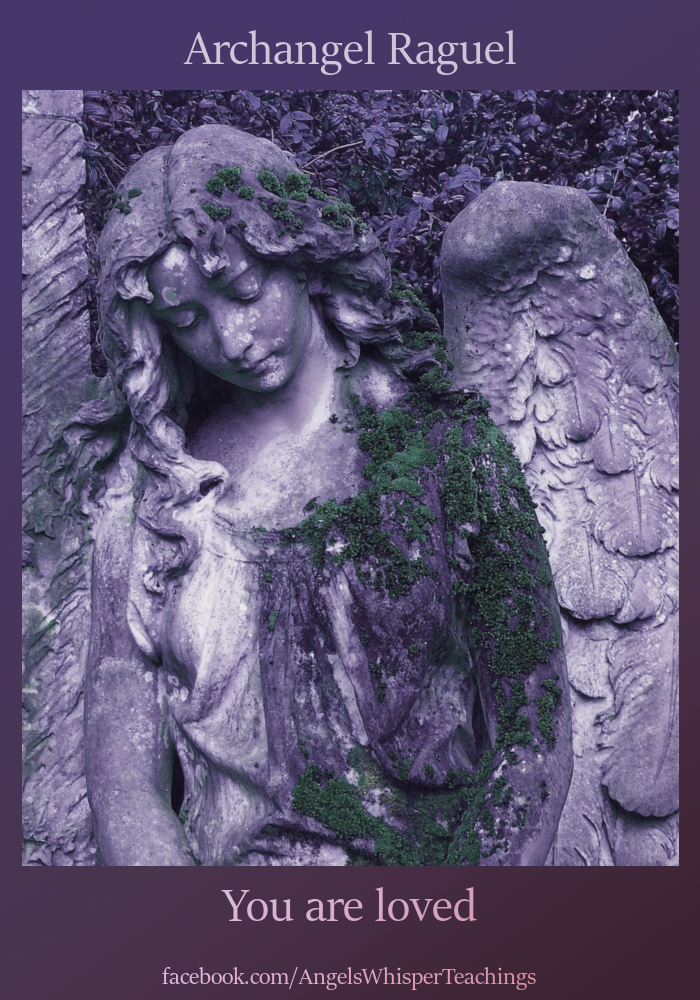 Archangel Raguel | Angelic Tips & Reminder | Daily Guidance and Affirmations | Angels advice