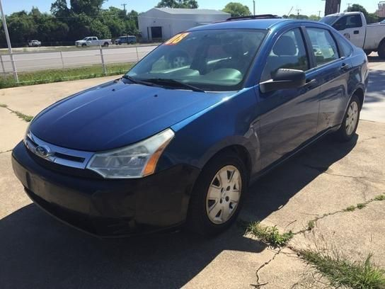 Used 2008 Ford Focus Sedan For Sale In Springtown Tx 76082