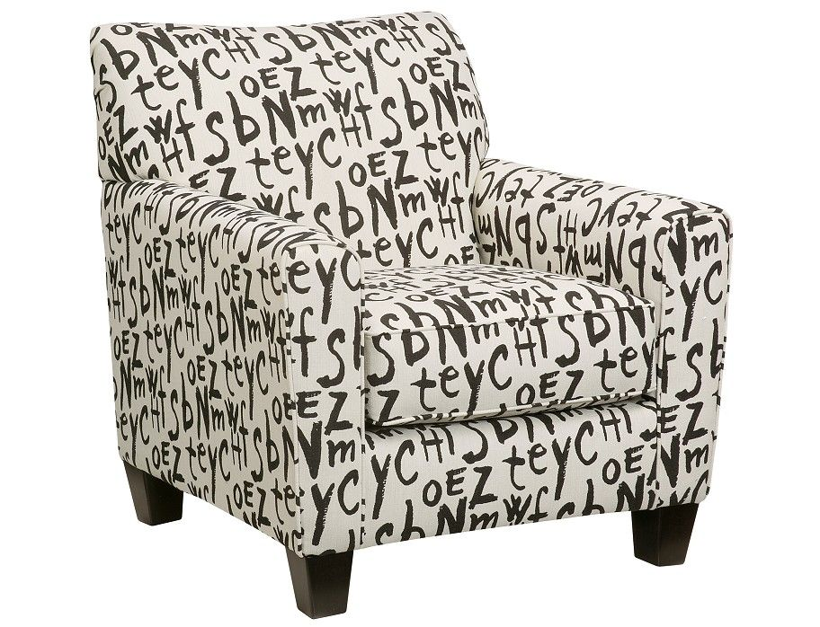 Slumberland Accent Chairs With Arms.Slumberland Aero Collection Graffiti Accent Chair Home Decor