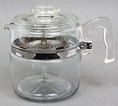 Pyrex 6 cup coffee percolator