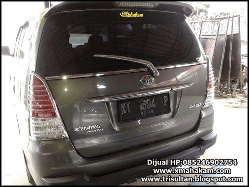 Iklan Bisnis Samarinda Dijual Toyota Kijang Innova 2011 Type G
