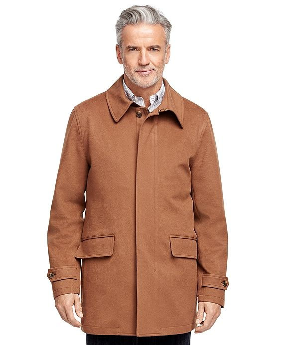 BrooksStorm® Walking CoatVicuna