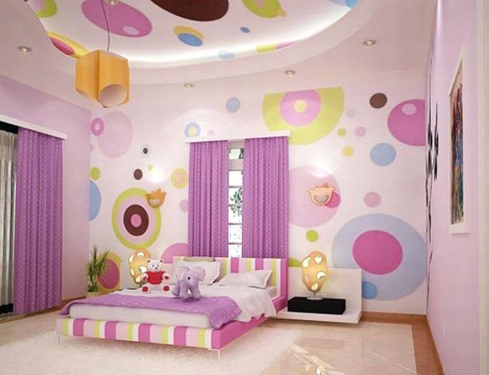Rosa Farbe für Schlafzimmer Innenarchitektur 2018 Pinterest