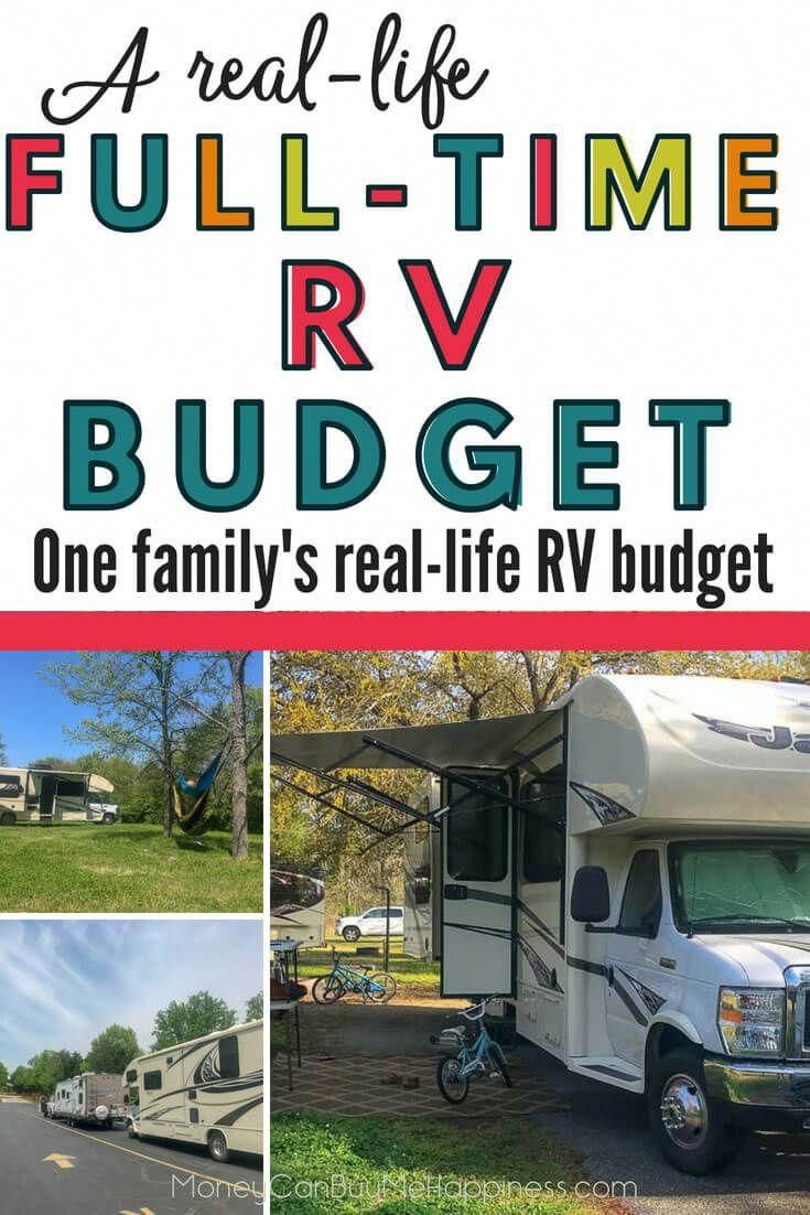 How Much Does RV Travel Cost? One Family's Full-Time RV ...