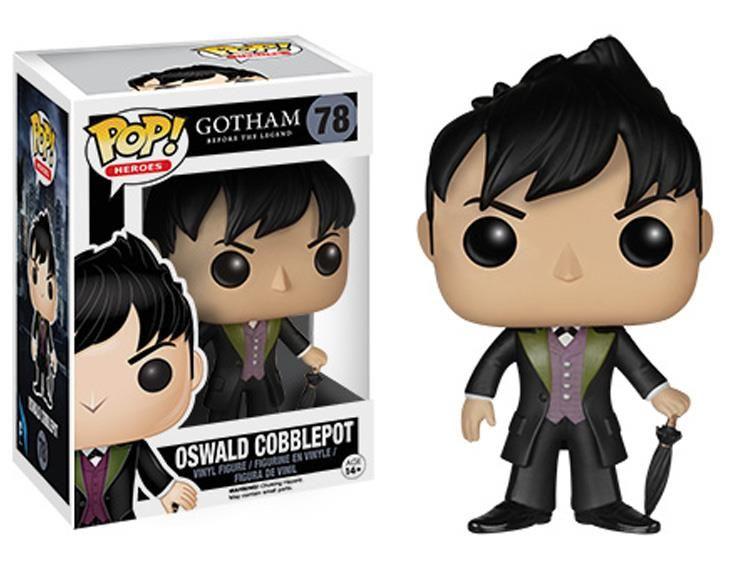 Pop! TV: Gotham - Oswald Cobblepot - Gotham (TV Series) Funko Figures