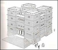 One Of The Smaller Aksumite Palaces Called Enda Semon Kemet