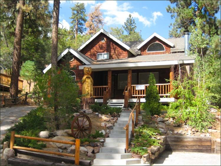 Big bear cabins com for Cabins to rent in big bear