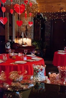 Valentine Dinner Party Idea Also Go To Rmr Valentine Info
